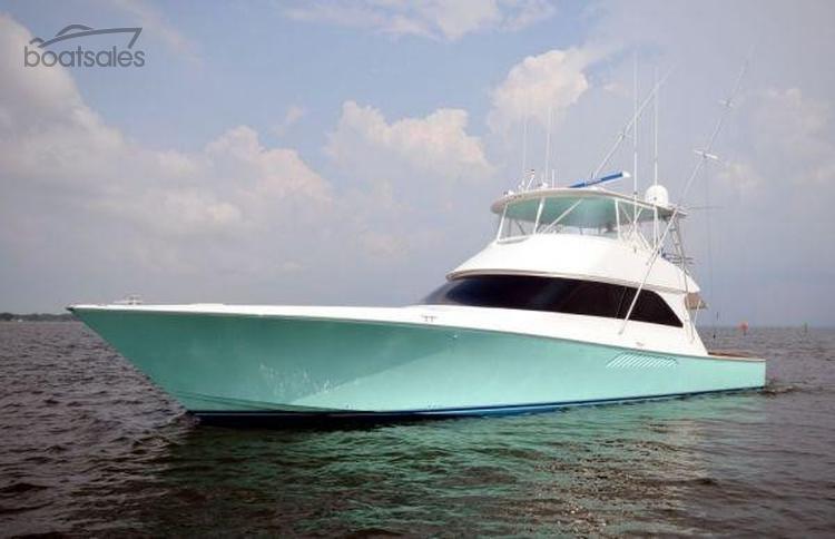 64 Viking Convertible 2007 $2200000 AUD VIKING 64 CONVERTIBLE