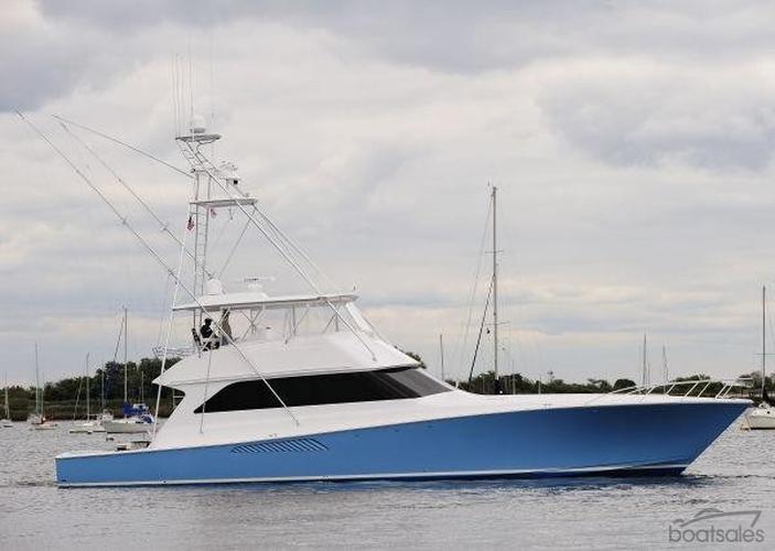 65 Viking Convertible 2000 $1190000 AUD VIKING 65 CONVERTIBLE