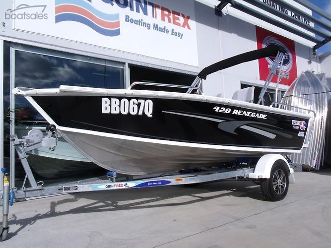 Quintrex Boat Paint Code