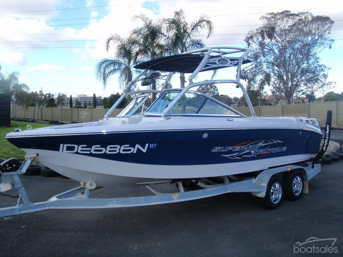 2007 Nautique 220 Team For Sale