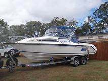 1997 WHITTLEY 6.3 SEA LEGEND