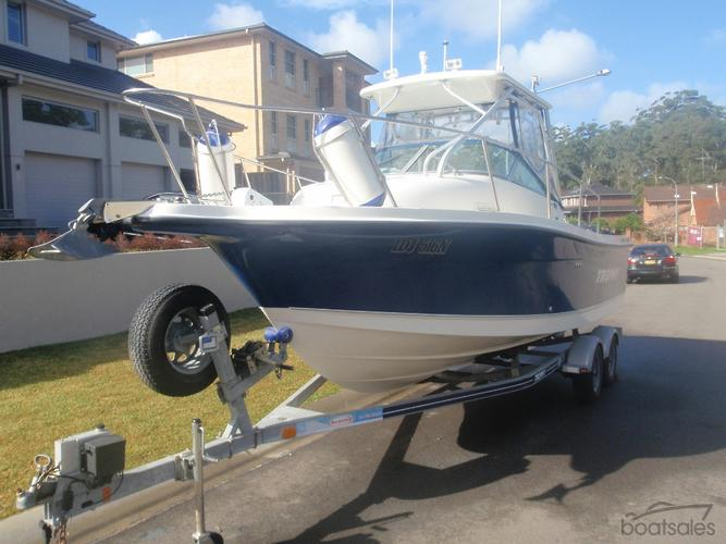 2007 Bayliner 2352 Trophy Pro For Sale | Used Boats For Sale