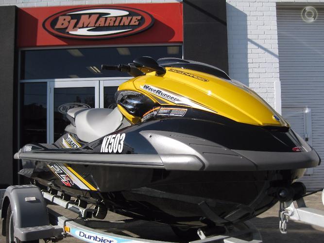 Stock bl marine for Yamaha dealers nc