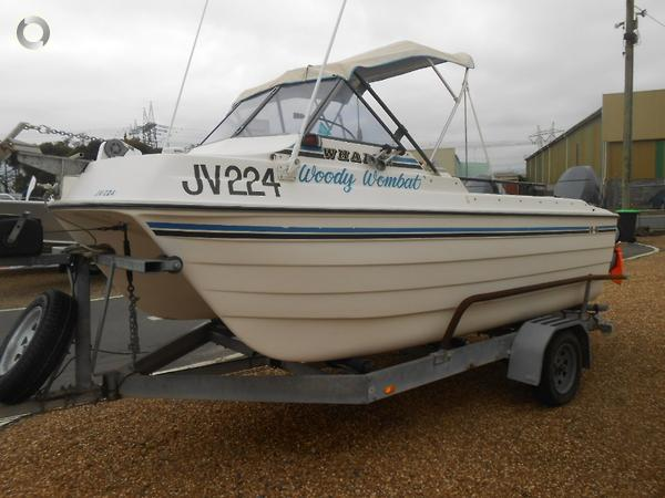 Fibre Glass Boat Hp Yamaha For Sale